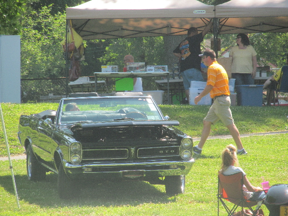 Glen Cove Car Show
